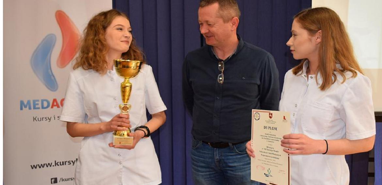 VIII Turniej Masażu Policealnych Szkół Medycznych Województwa Lubelskiego