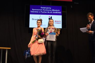 II miejsce wkonkursie BLUE DIAMOND !