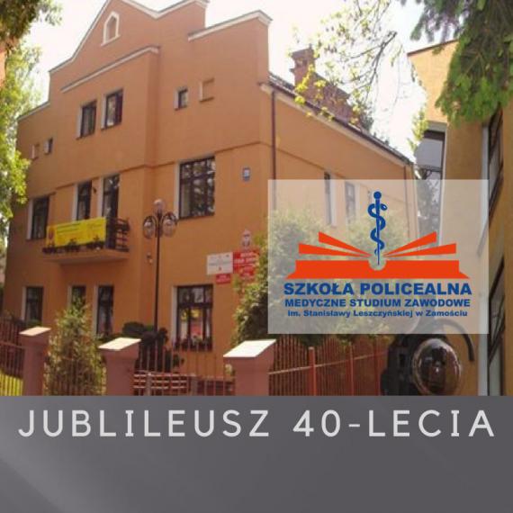 JUBILEUSZ  40-lecia szkoły.
